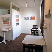 cafe&gallery Quo vadis クオバディスの雰囲気2