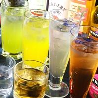 豊富な飲み放題は70種★お好きなお酒をどうぞ♪