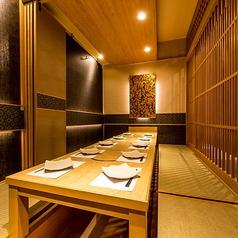 くずし割烹と個室 庵 大門・浜松町店の写真