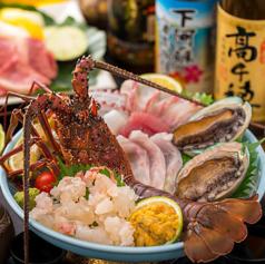 北海道 幾蔵 ikuzou 上野本店のコース写真