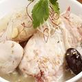 料理メニュー写真参鶏湯(サムゲタン)クッパ