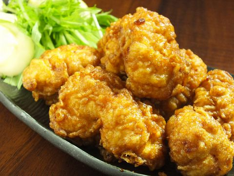 ●飲み放題付●岩手県産いわい鶏づくしの串焼き唐揚げコース3,500円(税込)<全10品>