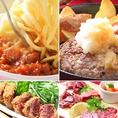 馬肉料理オールスター。女性に必要な栄養が他肉類と比べて2倍以上!しかも脂肪分はわずか牛の約5分の1で、カロリーは牛豚の約半分。馬肉は100gあたり110kcalと鶏のササミと同じくらいの低カロリーです。カロリーは牛肉の約半分です!たくさん食べても安心で美味しい馬肉料理を是非!