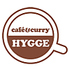 cafe&curry HYGGEのロゴ