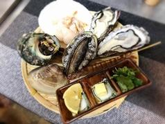 海鮮浜焼き はまやのおすすめ料理1