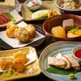 ≪コース料理≫3500円コースは全8品楽しんで頂けます!