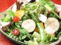 料理メニュー写真山口家特製オリジナルサラダ