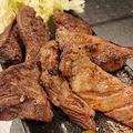 料理メニュー写真『牛タン炙り焼き』