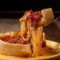 料理メニュー写真プルコギシカゴピザ