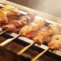 【鳥彩々イチオシ☆彡】国産銘柄鶏の焼き鳥『越の鶏』