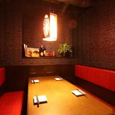 個室ダイニング チーズダッカルビ enishi 高崎本店の雰囲気3