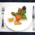 料理メニュー写真おまかせフレンチコース一例