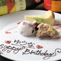 誕生日、記念日サプライズはお任せください(^^)