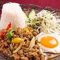 本場タイ料理が楽しめて美味しい♪