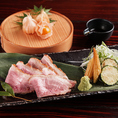 日本酒に合う季節の逸品もおすすめです。