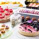 ◆事前予約でネームプレート付のホールケーキをご用意