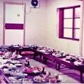 昭和47年開店当時の個室