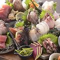 料理メニュー写真【はなたれ名物】魚魂!10点盛り (2人前)