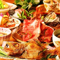 新潟の郷土料理を満喫