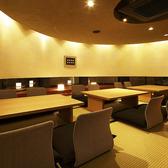 大部屋(半個室)の畳大座敷。はなれ感覚で20名様まで可能ですので、地域の集まりや会社宴会などにお使い下さい。