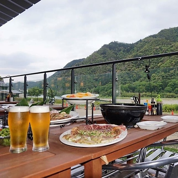 Beer&BBQ 長良川ビアガーデンの雰囲気1