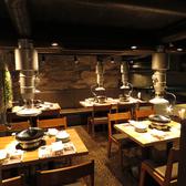 北海道ジンギスカン 蝦夷屋の雰囲気2