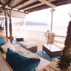 SEASIDE LOUNGE SXL エスバイエル 海の家の雰囲気1
