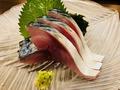 料理メニュー写真サバのお刺身