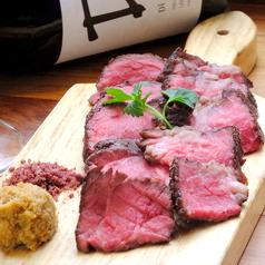 料理メニュー写真アンガス牛のステーキ