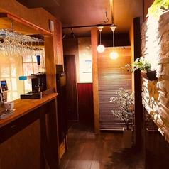 炭焼牛タンワイン日本酒から始める創作料理 月の翔の雰囲気1