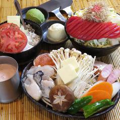 月島もんじゃ お好み焼き おしお 居 ima 店のおすすめ料理1
