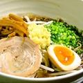 料理メニュー写真ZUNDA黒ラーメン
