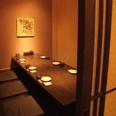 完全個室!!!6~8名様の少数宴会でどうぞ♪
