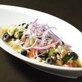 料理メニュー写真グリークサラダ
