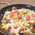 料理メニュー写真鶏とグリル野菜のスパイシーパエリア