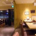 北戸田駅前にございますので仕事帰りや友人とのお食事会、飲み会様々な利用シーンでご利用いただけます。