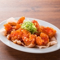 料理メニュー写真■海老チリ(辛)