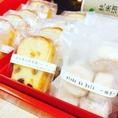 本格パティシエが作る、ギフト用焼き菓子の予約販売も始めました!