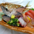 料理メニュー写真本日のおさしみ