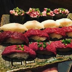 学芸大学前 肉寿司のおすすめ料理1