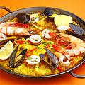 料理メニュー写真バレンシア・MIXパエリア Paella Valenciana Mixta