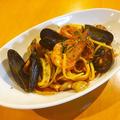 料理メニュー写真魚介のペスカトーレ リングイネ