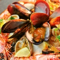 料理メニュー写真海鮮パエリア◇スペインバル エルセロドス秋葉原店