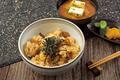 料理メニュー写真深川めし(大工風炊き込み)