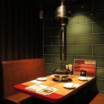 北海道ジンギスカン 蝦夷屋の雰囲気1