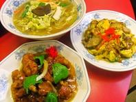 経験が生きる美味しい中華