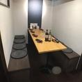 テーブル個室8名×2【歓送迎会/宴会/貸切/個室/コンパ/】