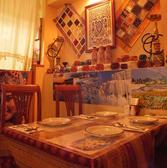 店内にはアンティークを沢山ご用意♪トルコの雰囲気を感じながらお食事をお楽しみ下さい。