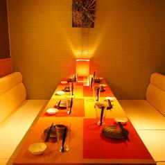 個室和食 琥珀の雰囲気1