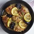 料理メニュー写真塩麹漬込み鶏もも肉料理各種